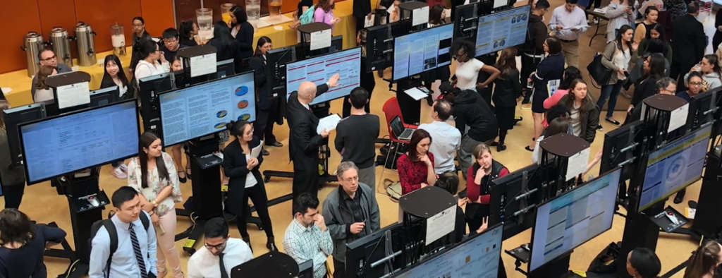 Last Years Research Day was one of the top 18 Moments of 2018 at Adelphi